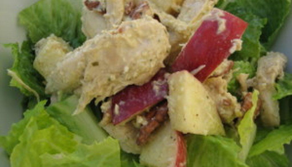 Jeffrey's Chicken Salad