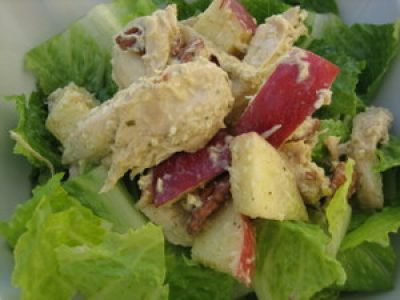 Jeffrey's Chicken Salad